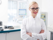 Woman Wearing Glasses and White Shirt